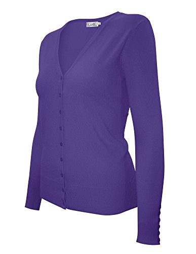 cielo-womens-basic-solid-cardigan-sweater-v-neck-small-purple