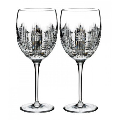 - Waterford Essentially Dungarvan Goblets Set of 2