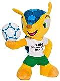 FIFA World Cup Fuleco Plush - 7in/17cm