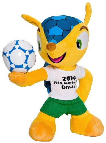 o Plush - 7in/17cm (Fifa World Cup Trophy)