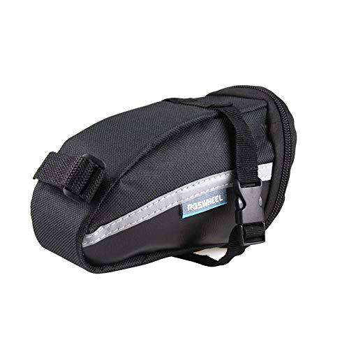 - Cycling Accessories, Bicycle Bike Waterproof Storage Saddle Bag Back Seat Cycling Tail Rear Pouch