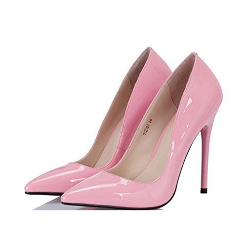 8cm female 39 bouche Unis roses Couleur Shoes ultra États hauts mariage et Single long245mm taille chaussures shoes talons High peu Chaussures 8cm sexy pour L'Europe les profonde femmes High fHH5Sw6q