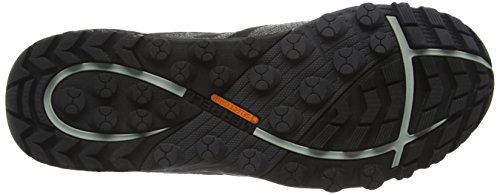 Merrell - All Out Charge Gore-Tex, Zapatillas de Running para Asfalto Hombre, Negro (Blackblack), 41 EU