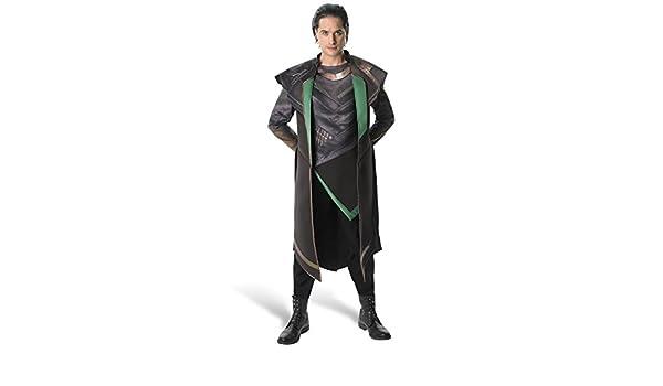Disfraz Adult Thor 2 Loki Costume: Amazon.es: Productos para mascotas