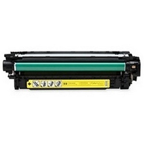 High Quality YELLOW Toner for HP 504A, CE252A, CM3530, CP3525, CP3525N, CP3530