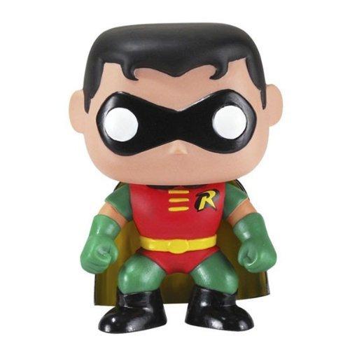 "Robin: ~3.75"" Funko POP! DC Universe Vinyl Figure"