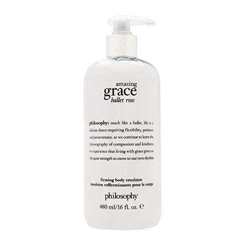 (Philosophy Amazing Grace Ballet Rose 16.0 oz Firming Body Emulsion)