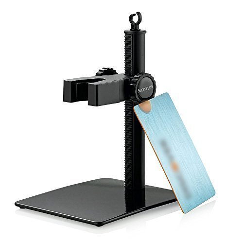 Supereyes Z001 Handheld USB Digital USB Microscope Compatible Miniature Precision Stand