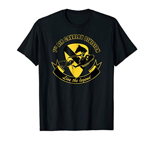 1st Air Cavalry Division T-shirt