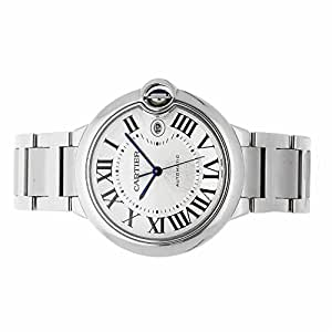 Cartier Ballon Bleu automatic-self-wind mens Watch W69012Z4 (Certified Pre-owned)