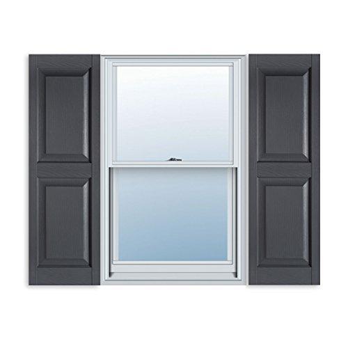 15 Inch x 55 Inch Standard Raised Panel Exterior