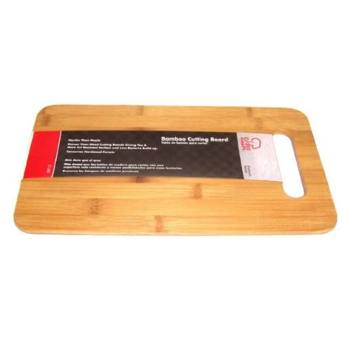 Bamboo Cutting Board Long Case Pack 12 Home Kitchen Furniture Decor