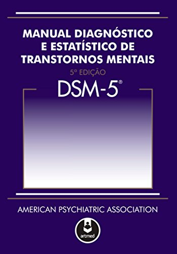 DSM 5 Diagnóstico Estatístico Transtornos Mentais ebook
