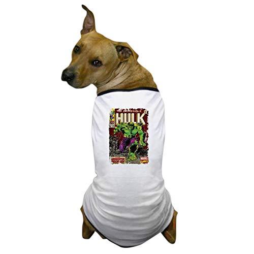 CafePress Hulk Dog T Shirt Dog T-Shirt, Pet Clothing, Funny Dog Costume ()