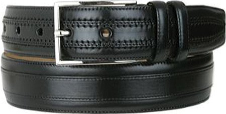 Mezlan Men's 8595 Belt Black 36