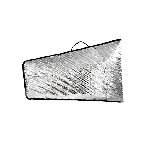 Hockus Accessories RC Hobby Accessories Protection Airplane Wing Bag for 70E Airplane Model Silver - Bags Wing Rc Airplane