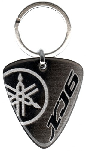 Mim Distribution llavero Yamaha XJ6 resina blanco/negro ...