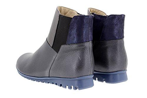 Piesanto Chaussure en confortables confort amples cuir Noir 9544 femme botte qIwUIr1TR