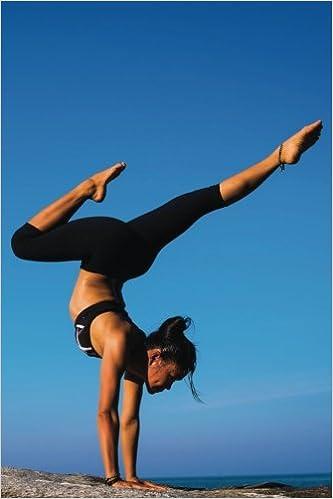 Yoga Journal: Blank Notebook Diary Log (Yoga 365 Lined ...