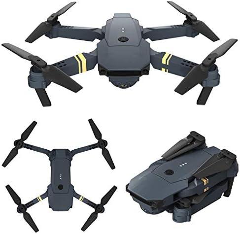 GUIGSI Drone con cámara HD Plegable Drone con WiFi móvil Control ...