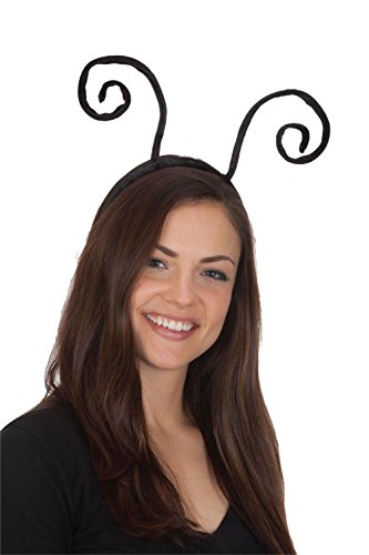 Jacobson Hat Company Black Velvet Antenna Headband -