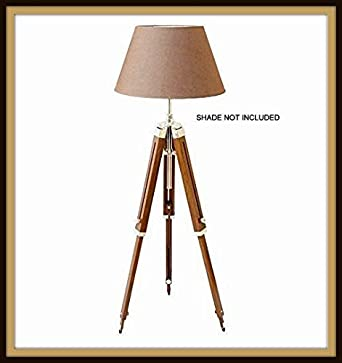 Delhi Arts Inspired Livingg Vintage Hollywood Camera Studio Light Tripod Floor Lamp Floor Lamps at amazon