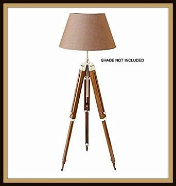 Delhi Arts Inspired Livingg Vintage Hollywood Camera Studio Light Tripod Floor Lamp Floor Lamps at amazon