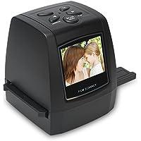 Rybozen 22MP All-In-1 Slide,film & Negative Scanner- 35mm, 110, 126, & Super 8 Films/Slides/Negatives to Digital File Converter