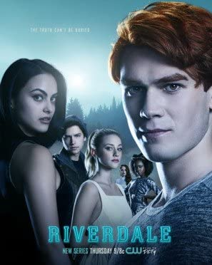 Riverdale 30cm x 43cm U.S TV Series Wall Poster Print 12 inches x 17 inches