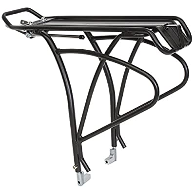 "SUNLITE Gold Tec Disc Rack, 26""/700c, Black : Bike Racks : Sports & Outdoors"