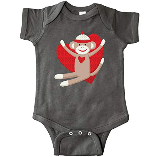 Sock Monkey Baby Clothing - inktastic Hug Sock Monkey Infant Creeper
