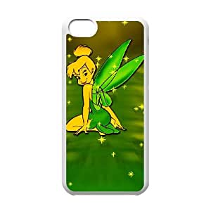 Tinkerbell iPhone 5c Cell Phone Case White yyfabd-018428