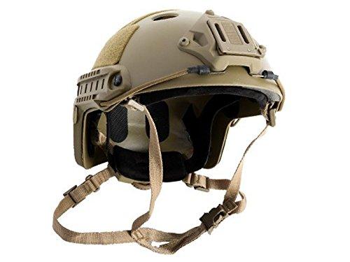 AMP CORE BJ Helmet - XL -Tan by Amp Tactical