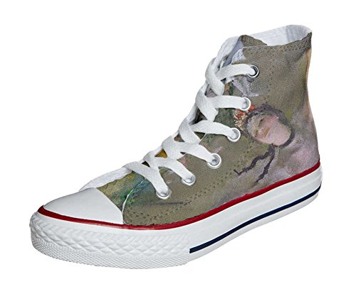 Converse All Star Customized - zapatos personalizados (Producto Artesano) Fata-Regina