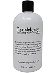 Philosophy Microdelivery Exfoliating Facial Wash, 16 Ounces