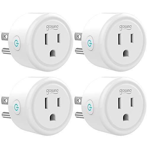 Smart Plug Gosund WiFi Mini Socket Smart Outlet