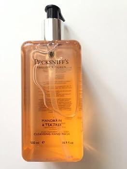 Pecksniff's Mandarin & Tea Tree Cleansing Hand Wash 16.9 Fl Oz