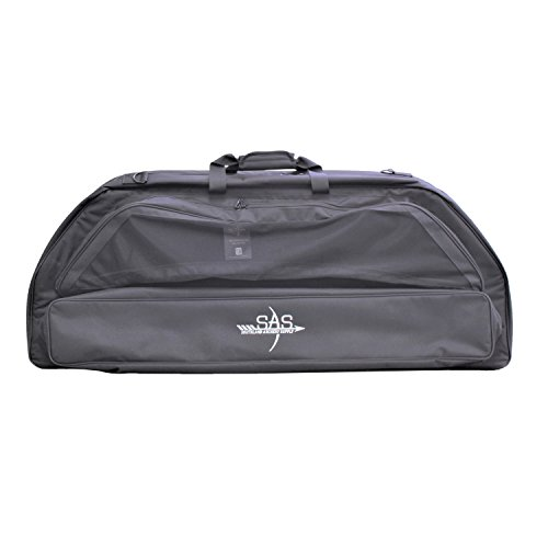 Deluxe Double Bow Case (SAS Deluxe Double Compound Bow Case)