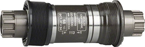Shimano ES300 68 x 113mm Octalink V2 Spline English Bottom Bracket