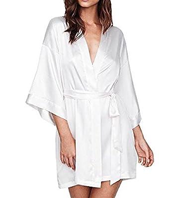 Victoria's Secret Satin Robe XS/S
