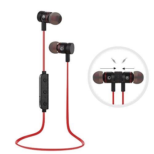 Bluetooth Headphones Earphones Cancellation Sweat proof product image