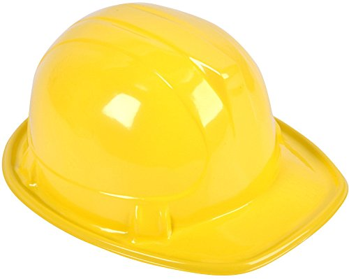 Adult s Construction Hat Yellow