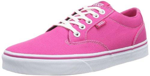 canvas Sneaker Rosa Donna Vans Winston Magenta pink canvas magenta W TwIx8Hqg