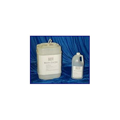 AIR FILTRATION CO INC - BOOTH COATING CLEAR (5gal) JUG W/SPOUT - AFBC-5C by AIR FILTRATION CO INC
