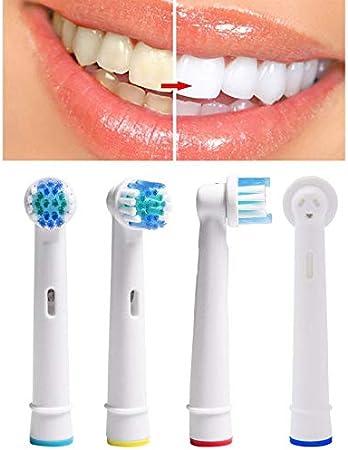 Compatibile con Oral-B//Braun Oral-B Vitality Precision Clean Fernando S.L Sostituzione del Spazzolino Elettrico Compatibile con Oral-B