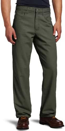 Carhartt Men's Big & Tall Flame Resistant Canvas Pant