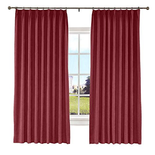 (Macochico Extra Long and Wide Curtains 150
