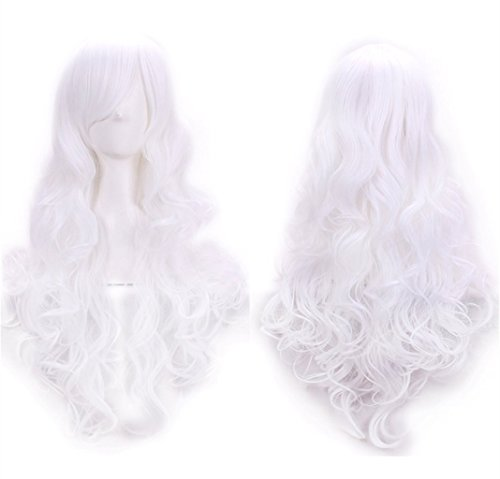 Curly Hair Wig Costumes (AneShe 32