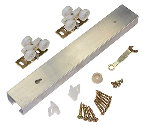 100PD Commercial Grade Pocket/Sliding Door Hardware (60