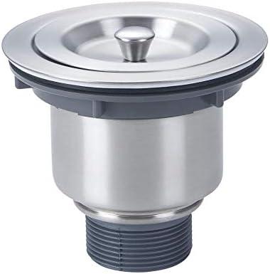 Starstar 29 16 Gauge Undermount Single Bowl Stainless Steel Kitchen Sink With Accessories